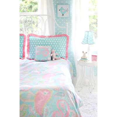 Pixie Baby 4 Piece Bedding Set Size: Twin