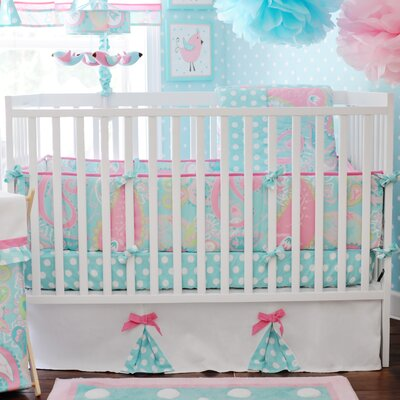 Pixie Baby 3 Piece Crib Bedding Set CRIB3167