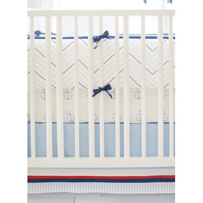 My Baby Sam First Mate Crib Baby Bumper CB179