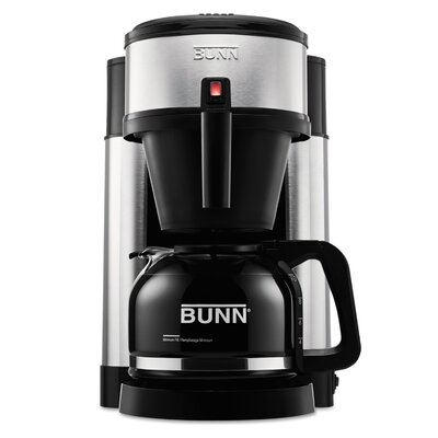 Bunn 10 Cup Home Brewer Coffee Maker BUNNHS