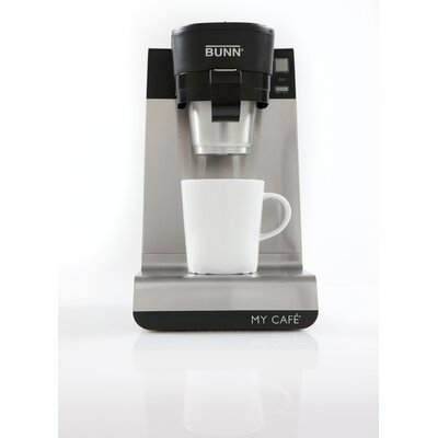 Bunn My Cafe Single Cup Multi-Use Home Coffee Maker 42900.0301