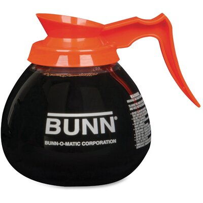 12 Cup Coffee Decanter Color: Orange BUN424010101
