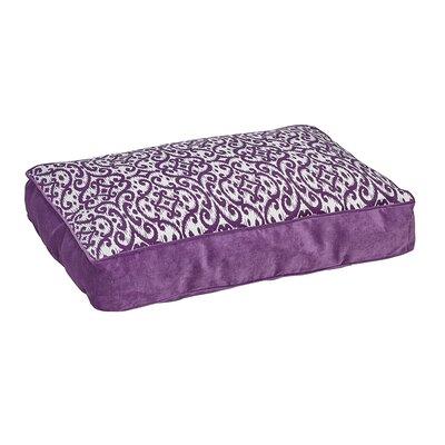 Super-Loft Rectangle Dog Bed Size: XX-Large - 52 L x 35 W