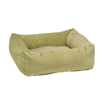 Dutchie Dog Bed Size: Large - 35 L x 32 W, Color: Celery