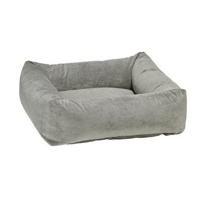 Dutchie Dog Bed Size: Small - 21 L x 19 W, Color: Granite