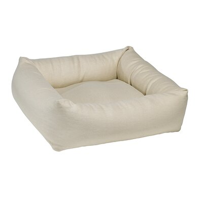 Dutchie Dog Bed Size: Medium - 25 L x 28 W, Color: Natural
