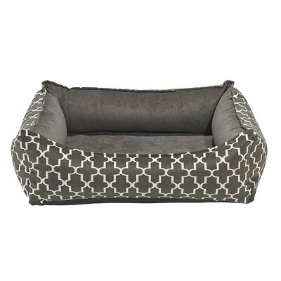 Oslo Ortho Dog Bed Size: X-Large - 47 L x 35 W, Color: Graphite