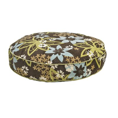 Round Dog Bed Size: X-Large - 52 L x 52 W