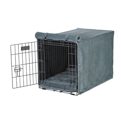 Luxury Crate Cover Size: Large (25 H x 23 W x 36 L)