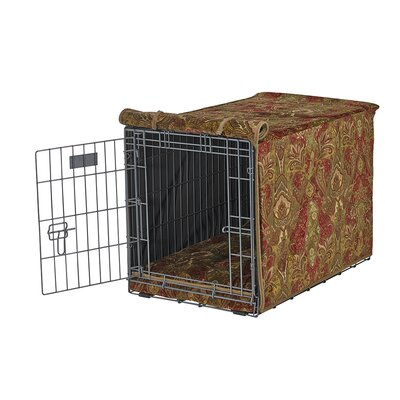 Luxury Crate Cover Size: XX-Large (33 H x 30 W x 48 L)