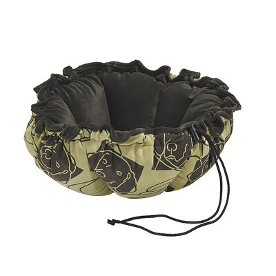 Buttercup Dog Bed Size: Small - 24 L x 24 W