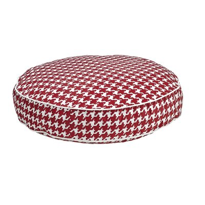 Round Dog Bed Size: Small - 28 L x 28 W, Color: Ascot