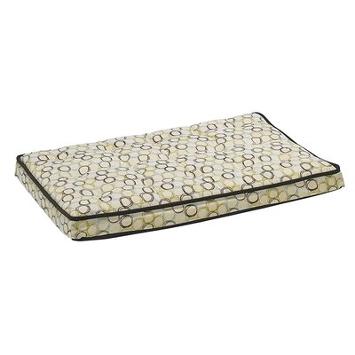 Luxury Dog Crate Mattress Size: Medium - 30 L x 19 W