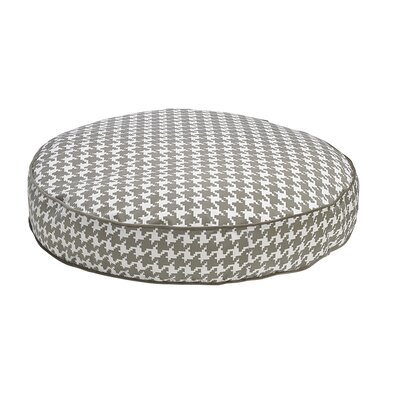 Round Dog Bed Size: Small - 28 L x 28 W