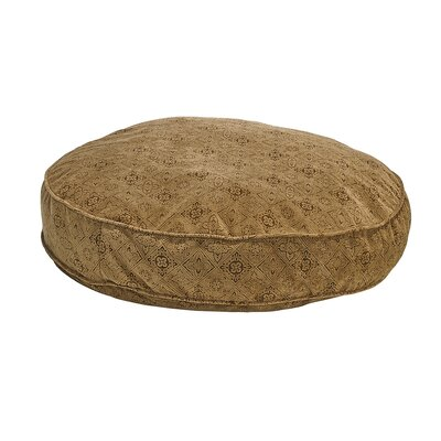 Round Dog Bed Size: Medium - 36 L x 36 W