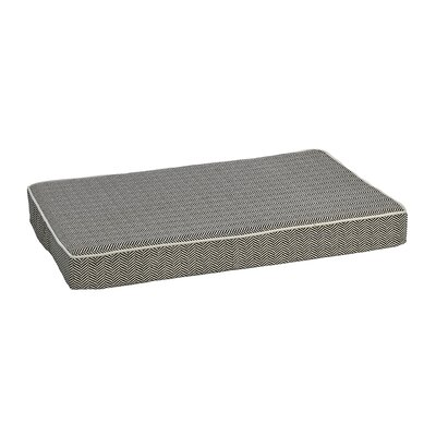 Isotonic Foam Mattress Size: Large - 36 L x 24 W