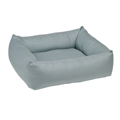 Dutchie Dog Bed Size: Small - 19 L x 21 W, Color: Waterfall