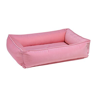 Urban Lounger Dog Bed Size: Large - 40 L x 31 W, Color: Pink