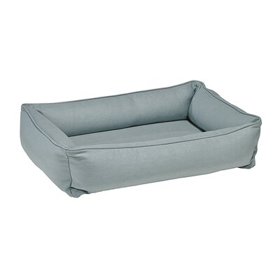 Urban Lounger Dog Bed Size: Large - 40 L x 31 W, Color: Waterfall