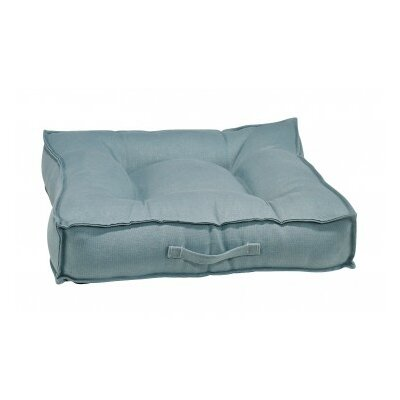 Piazza Dog Bed Color: Waterfall