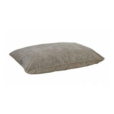 Designer Rectangle Dog Bed Size: Large - 36 L x 26 W