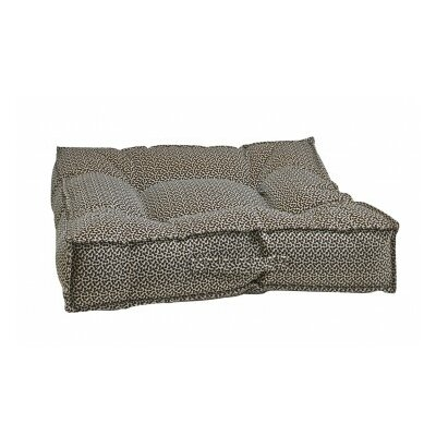 Piazza Dog Bed Color: Khaki