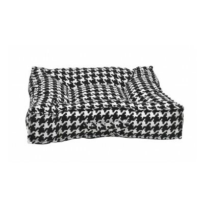 Piazza Dog Bed Color: Ascot