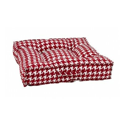 Piazza Dog Bed Color: Canterbury