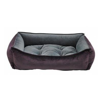 Scoop Dog Bed Color: Aubergine