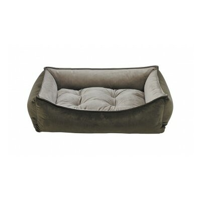 Scoop Dog Bed Color: Hickory