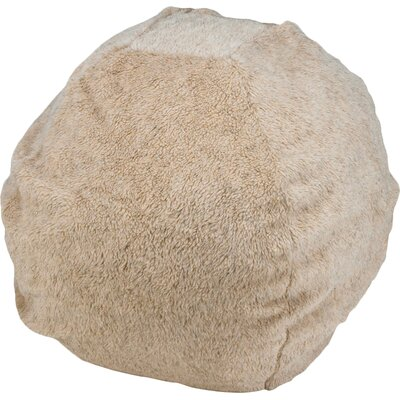 Bowser Ball Donut Dog Bed Size: Medium (26 L x 26), Color: Oatmeal