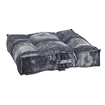 "Piazza Bed Nightfall Pillow Size: 28"" W X 28"" D X 7"" H"