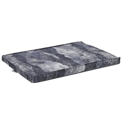 Memory Foam Mattress Nightfall Mat Size: 30 W x 19 D x 2.5 H