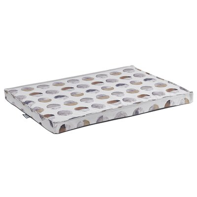 Memory Foam Mattress Eclipse Mat Size: 30 W x 19 D x 2.5 H