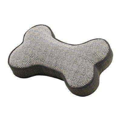 Sofa Throw Pillow Color: Herringbone