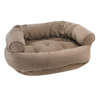 Double Donut Bolster Pet Bed