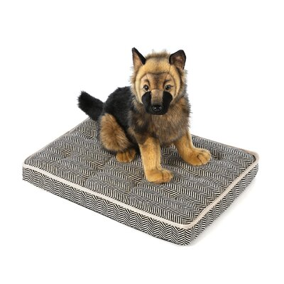 Luxury Crate Mattress Dog Bed