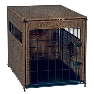 Pet Crate Size: X-Large (31 H x 28 W x 42 L)