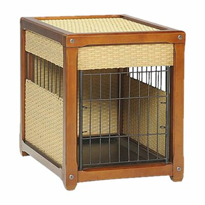 Deluxe Pet Crate Size: Large (28 H x 24 W x 36 L)