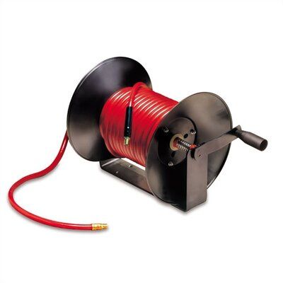 Legacy Mfg Workforce Series Manual Air Hose Reel with 3/8 in. ID x 100 ft. Hose at Sears.com