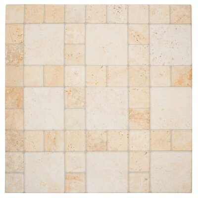 Globe 12.25 x 12.25 Porcelain Field Tile in Por Marfil
