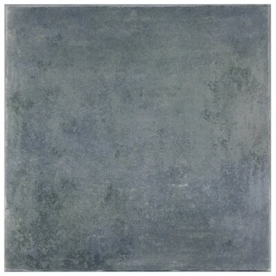 Rocin 13 x 13 Ceramic Field Tile in Blue