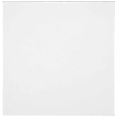 Linna 7.75 x 7.75 Ceramic Field Tile in White