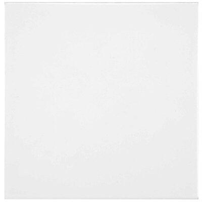Linna 7.75 x 7.75 Ceramic Field Tile in White