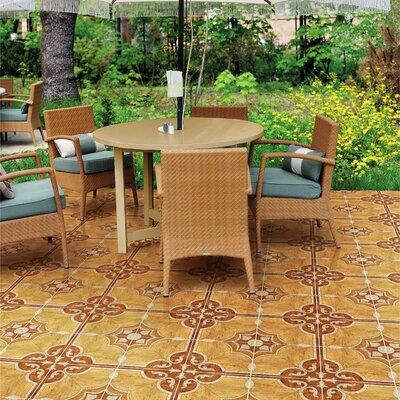 Alexandre 17.75 x 17.75 Ceramic Field Tile in Natural