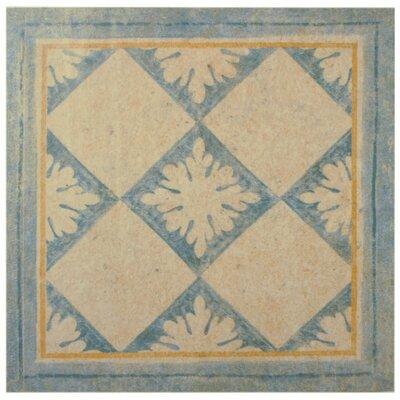 Morales 6.5 x 6.5 Porcelain Field Tile in Blanco Taco