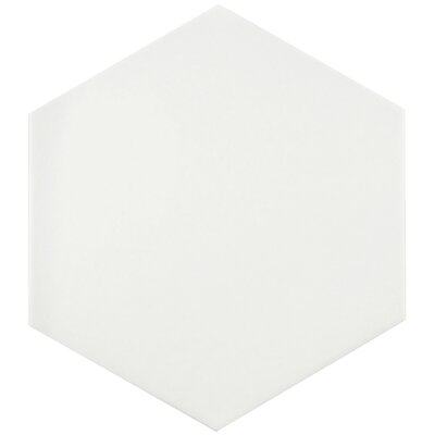 Tessile 9.88 x 8.63 Porcelain Tile in