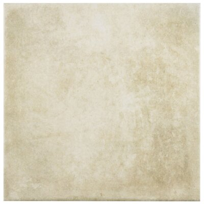 Bartolo 9.5 x 9.5 Porcelain Field Tile in Natural
