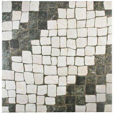 Molinos 20.25 x 20.25 Ceramic Field Tile in Blanco