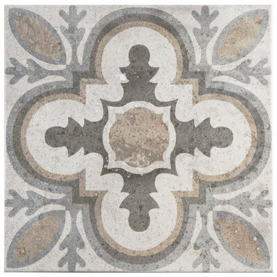 Ardisana 13.13 x 13.13 Ceramic Field Tile in Jet Mix